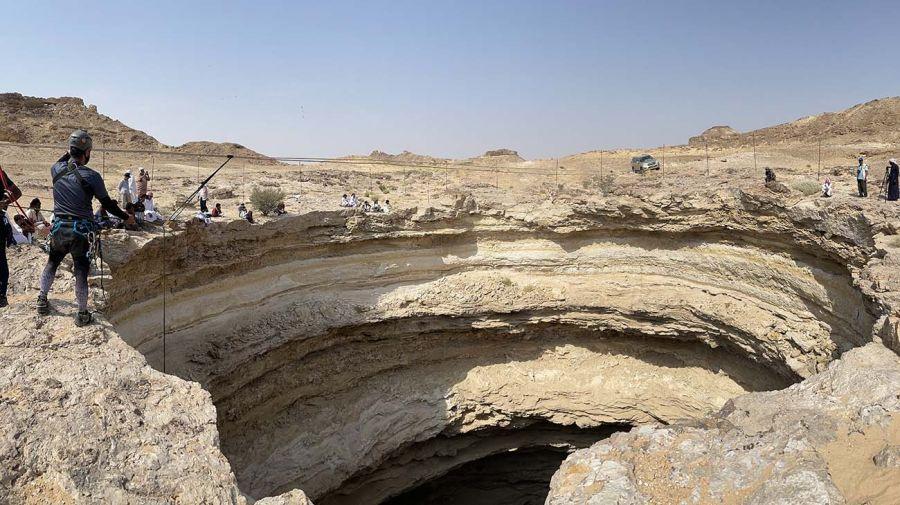 pozo de Barhout de Yemen 20210924