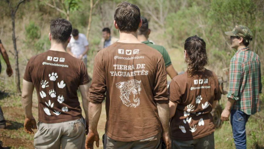 Voluntarios Banco de Bosques