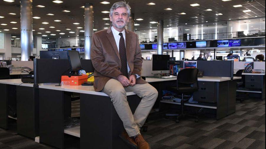Daniel Filmus, en la entrevista con Jorge Fontevecchia.