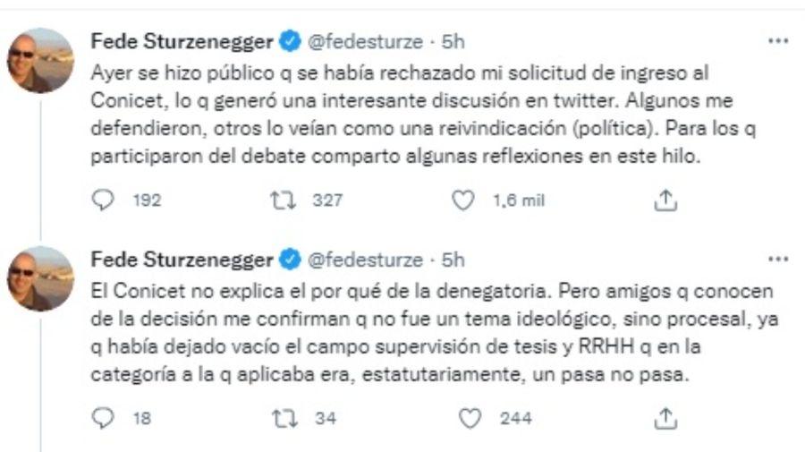 Federico Sturzenegger conicet g_20210925