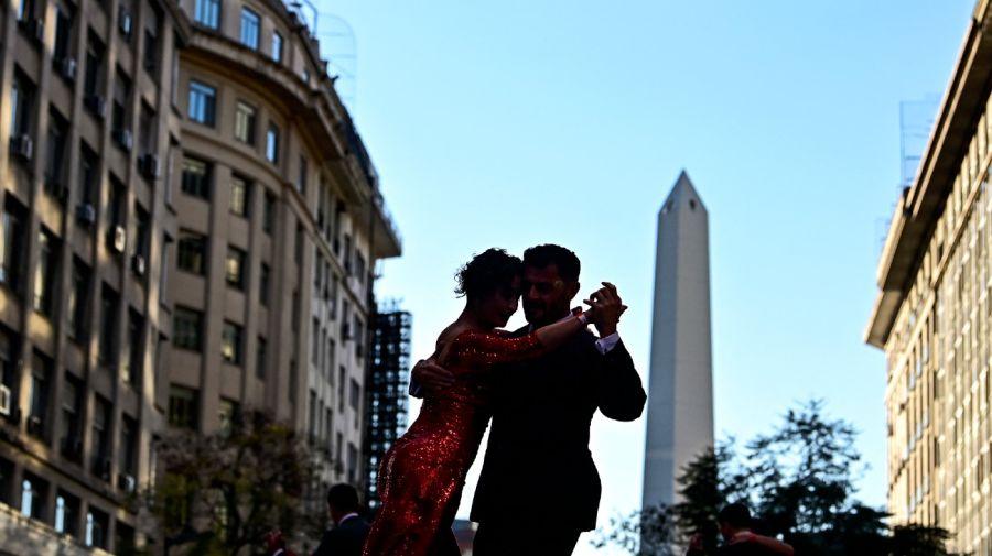 world international tango festival