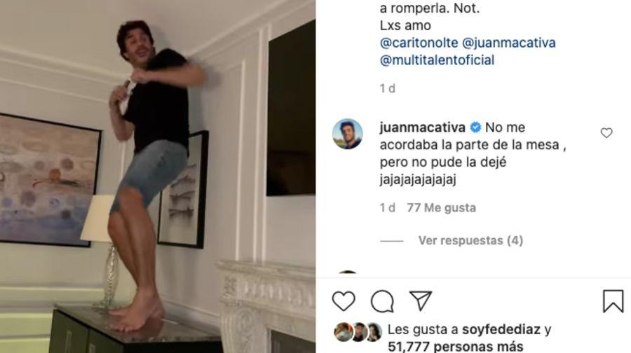Cómo se divierte la China Suárez en las noches de Madrid