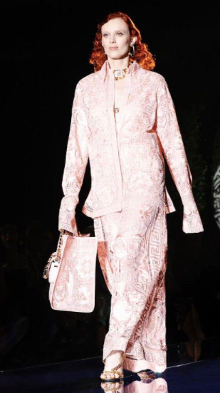 Fendace: Versace y Fendi fusionan ambos universos creativos en una única colección