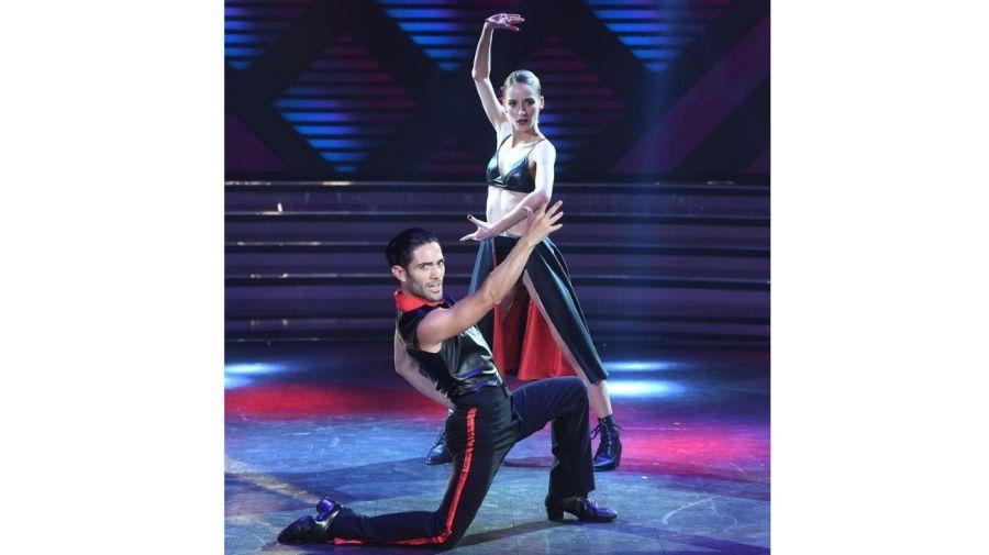 Agustín Barajas y Loli en Showmatch