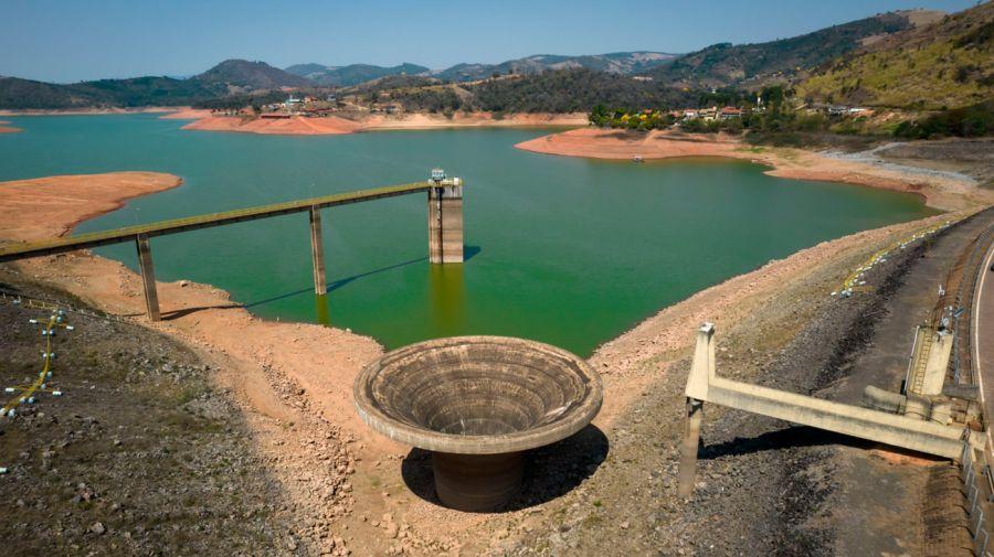 Brazil hydroelectricity stock