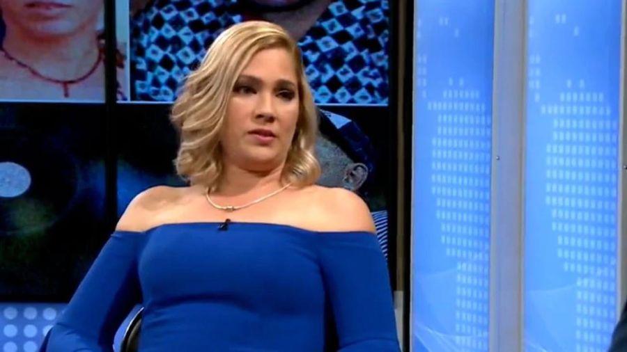 Mavys Álvarez, la novia cubana de Diego Maradona 20210928