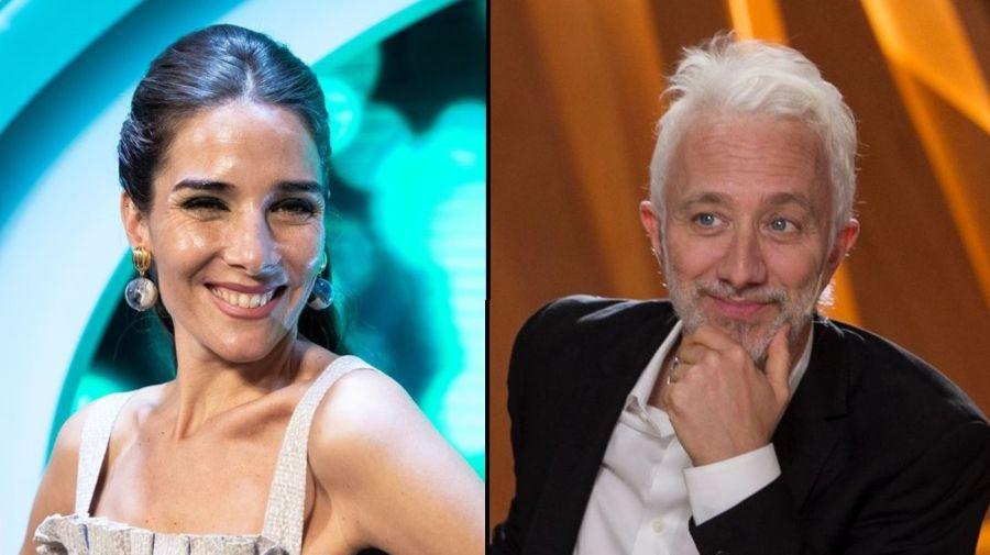 Juana Viale y Andy Kusnetzoff