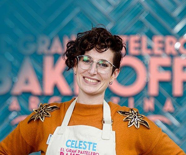 Celeste fue la tercera eliminada en una noche espeluznante en Bake Off