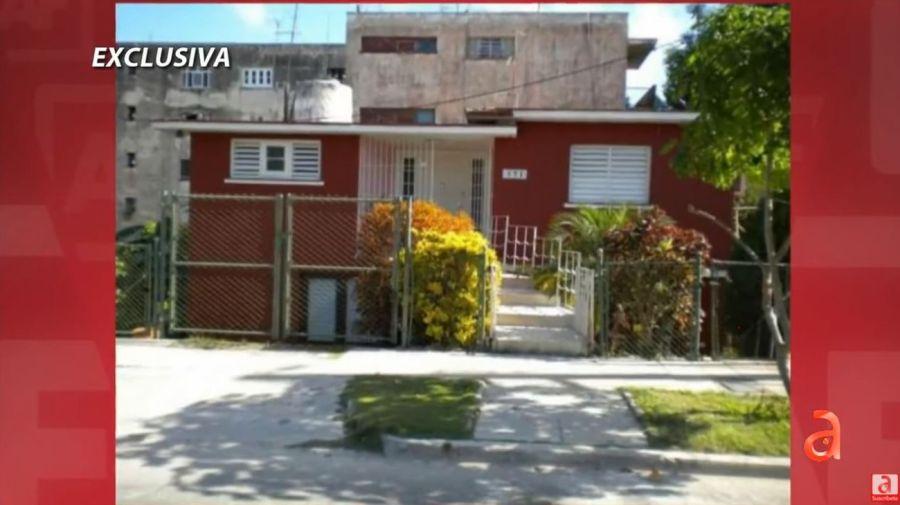 La casa donde Diego Maradona tenia secuestrada a Mavys Alvarez