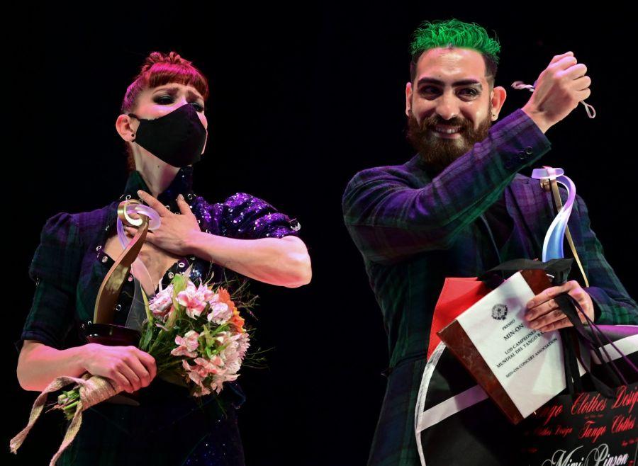 Mundial de tango: Los campeones del 2 x 4
