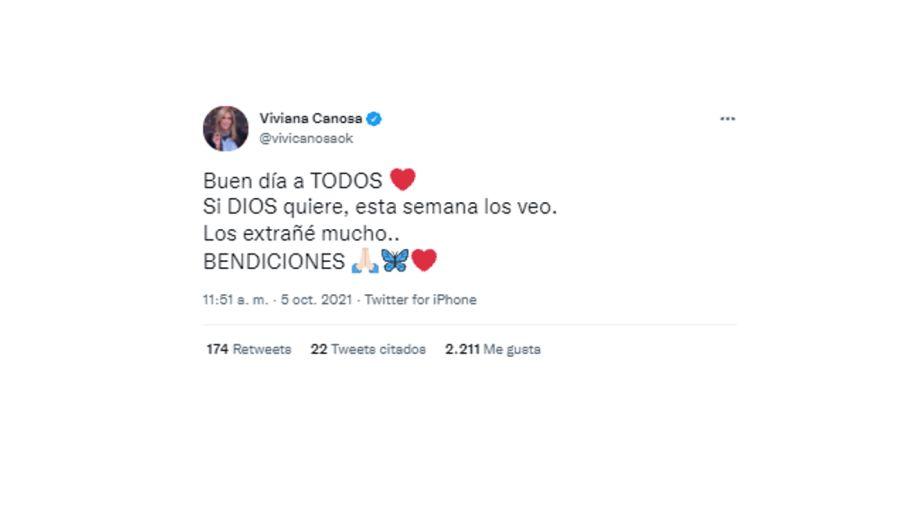 Viviana tweet 1005