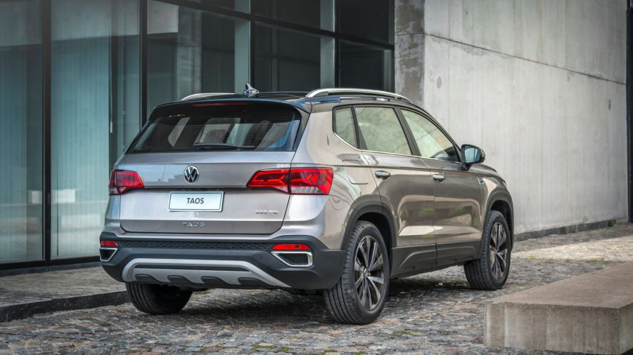 Volkswagen ya fabricó más de 10.000 unidades del Taos en Argentina