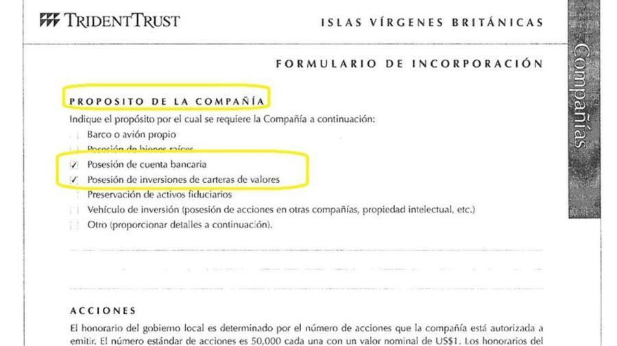 La sociedad offshore de Jorge Rial (Foto El Diario AR)