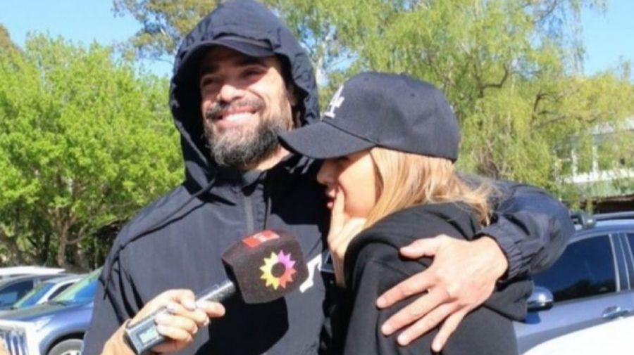 Luciano Castro y Florencia Vigna