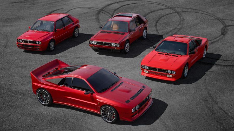 Vuelve el Lancia Delta (y será eléctrico)