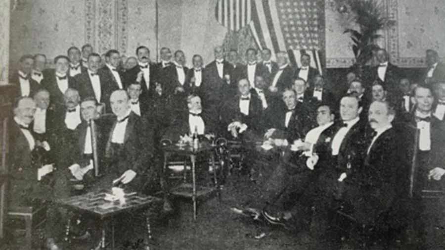 The American Club of Buenos Aires