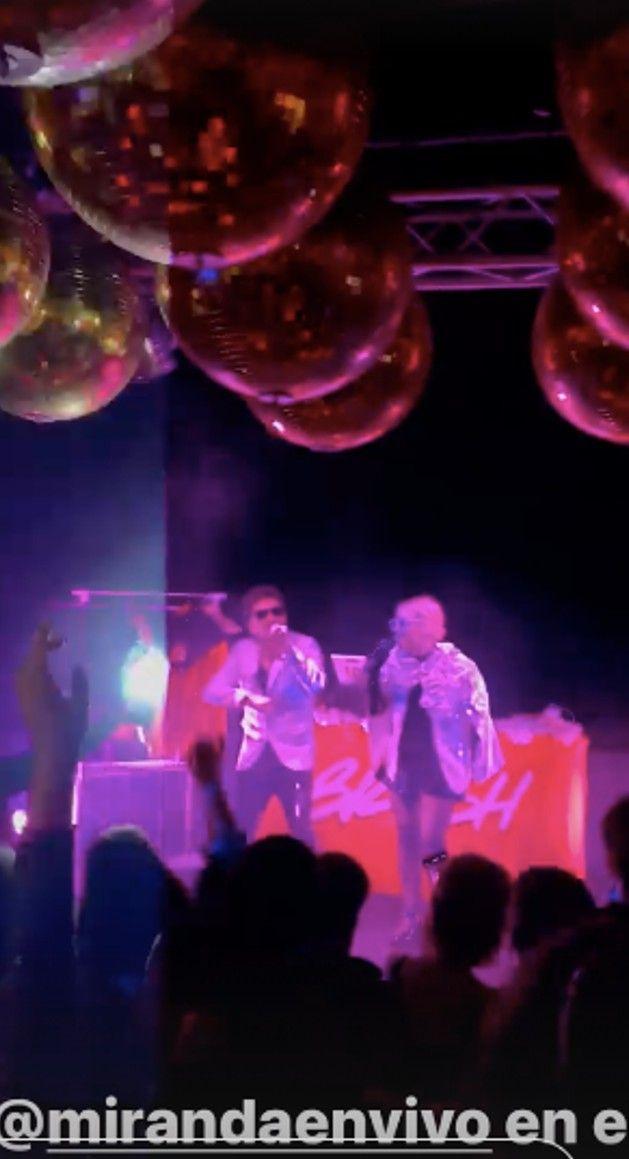 Lali Espósito cumplió 30 años y lo celebró con una mega fiesta