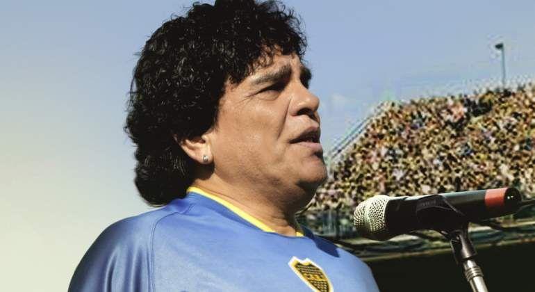 Diego Maradona: dan a conocer el primer tráiler de