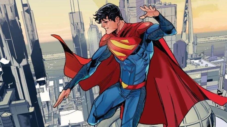 DC revoluciona el mundo del comic con Jon Kent, el nuevo
