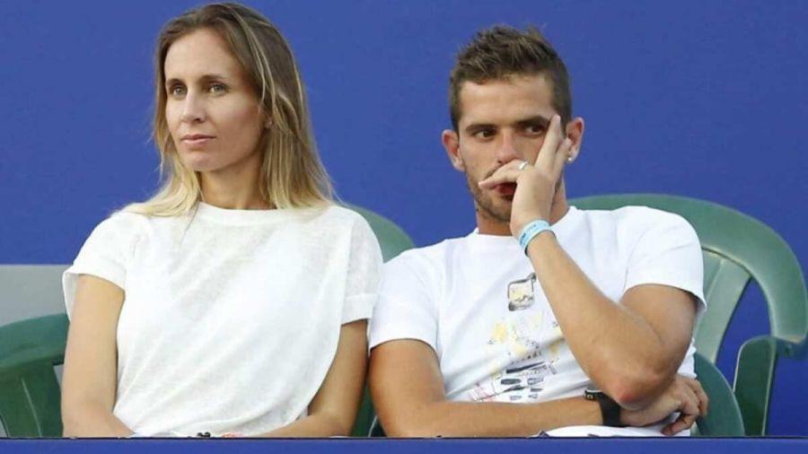 La decisión de Fernando Gago tras su escandalosa separación con Gisela Dulko