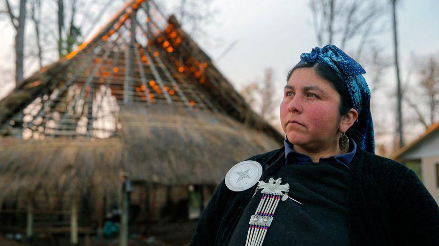 Mapuche Machi Jesica Huentemil