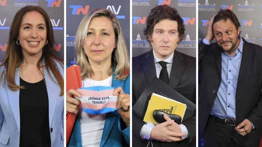 Debate Candidatos Ciudad