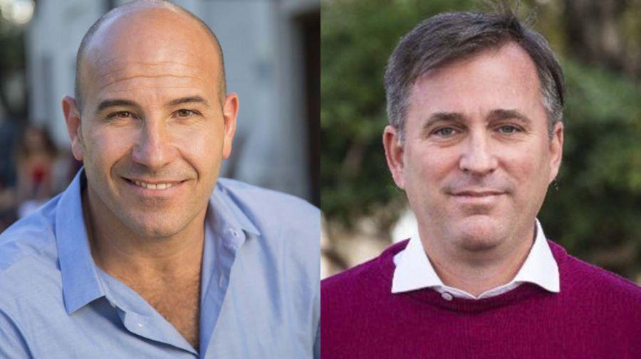 Martiniano Molina e Ignacio Chiodo 20211013