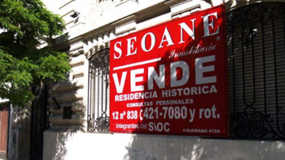 La residencia histórica de Ricardo Balbín ya está a la venta.