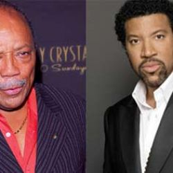 Quincy Jones Lionel Richie