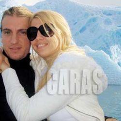 Wanda Nara y Maxi Lopez