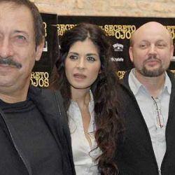 Juan José Campanella, Guillermo Francella y Soledad Villamil no ocultaron su alegría