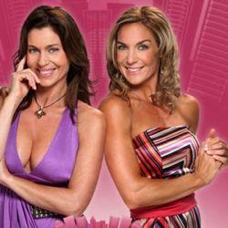 Karina Mazzocco y Paula Trapani