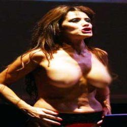Maria Fernanda Callejon en el teatro