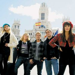 Teen Angels en España