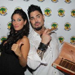 Ricardo Fort y Silvina Escudero felices por el debut