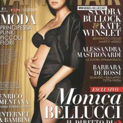 Mónica Belucci en Vanity Fair