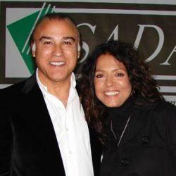 Patricia Sosa y el Paz Martinez