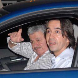 Titi Fernandez y Marcelo Benedetto