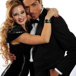 Jésica Cirio y Rodrigo Escobar