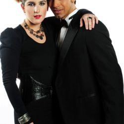 Juana Repetto y Cristian Ponce