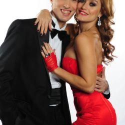 Lola Ponce y Ariel Juin