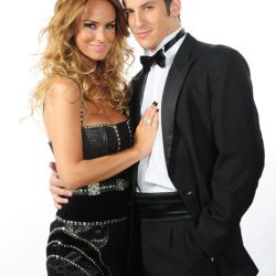 Sabrina Rojas y Martín Whiti