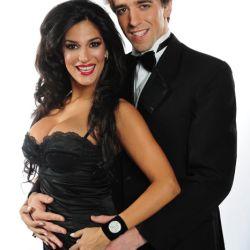 Silvina Escudero y Nicolás Scillama