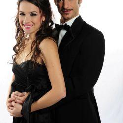 Sofía Pachano y Nicolás Armengol