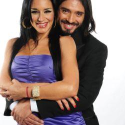 Violeta Lo Re y Martín Gomez