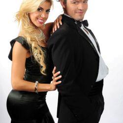 Virginia Gallardo y Carlos Bernal