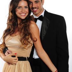 Zaira Nara y Lucas Heredia