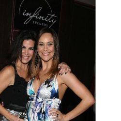 Andrea Bisso y Josefina Pouso