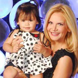 Amalia Granata con Uma