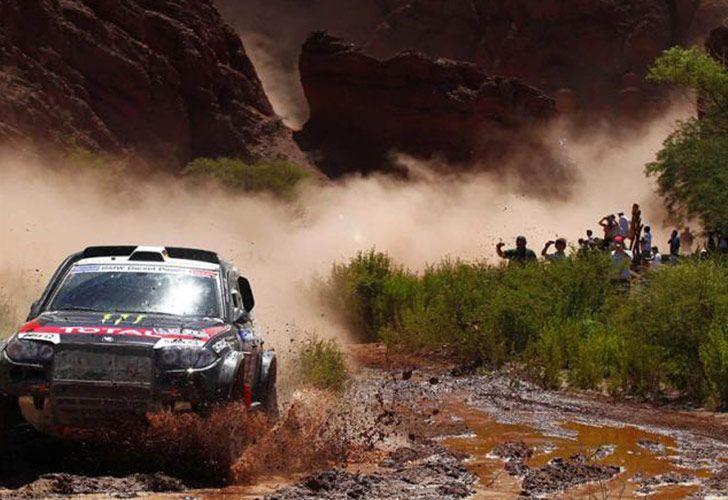 Las mejores fotos del Rally Dakar 2011